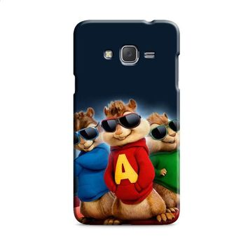 Alvin And The Chipmunks The Road Chip Movies Glasses Hip Hop Samsung Galaxy J7 2015 | J7 2016 | J7 2017 Case