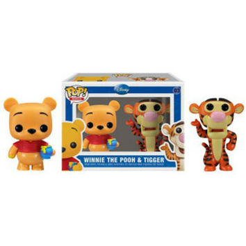 Funko Mini POP! Disney - Vinyl Figures - WINNIE THE POOH & TIGGER (3 inch): BBToyStore.com - Toys, Plush, Trading Cards, Action Figures & Games online retail store shop sale