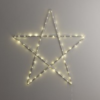 Starry Light Wall Décor Star