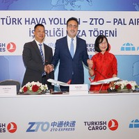 Turkish Airlines, ZTO Express, PAL Air eye global ecommerce market with new JV | Logistics
