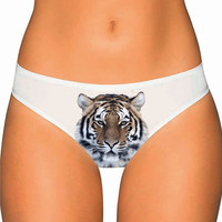 Wild Cats Underwear - Panties Thongs Undies Lingerie
