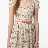 UrbanOutfitters.com > Matty M Silky Lace Dress