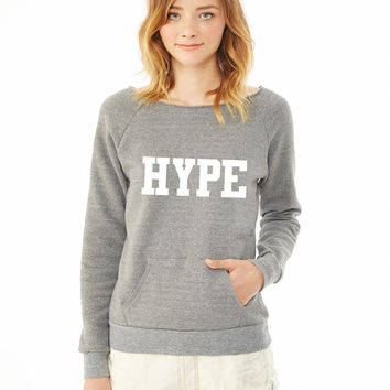 HYPE ladies sweatshirt