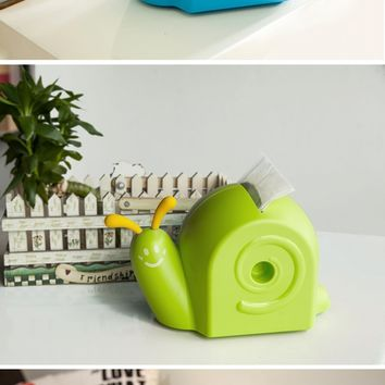 Snail Tissue Box