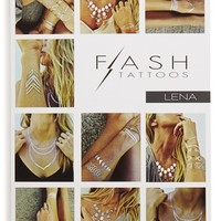 Junior Women's Flash Tattoos 'Lena' Temporary Tattoos