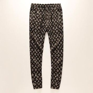 VONE05G1 Boys & Men Louis Vuitton Casual Pants Trousers