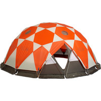 Mountain Hardwear Stronghold Tent: 10-Person 4-Season State Orange, One