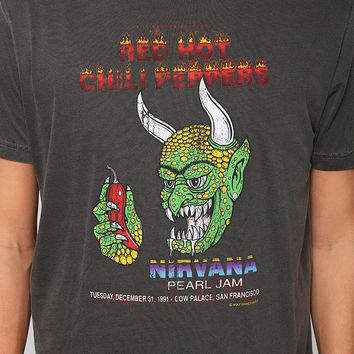 Urban Outfitters - Red Hot Chili Peppers Tee