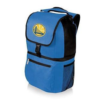 Golden State Warriors Backpack Cooler Hiking Pack