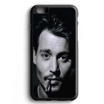 Custom Case Johnny Depp for iPhone Case & Samsung Case