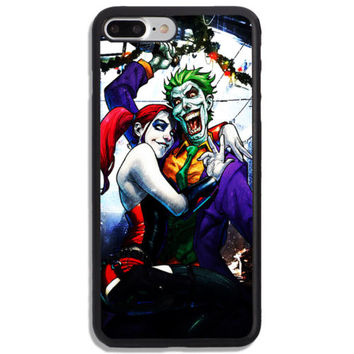 New Harley Quinn And Joker Special Edition Hard Cover Phone Case For iPhone Case