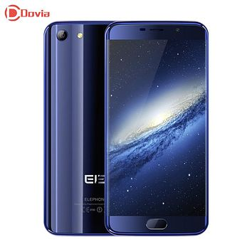 5.5 inch Elephone S7 4G Telephone Android 6.0 Helio X20 Deca Core FHD Screen 13.0MP 5.0MP Cameras 3GB RAM 32GB ROM Mobile Phone