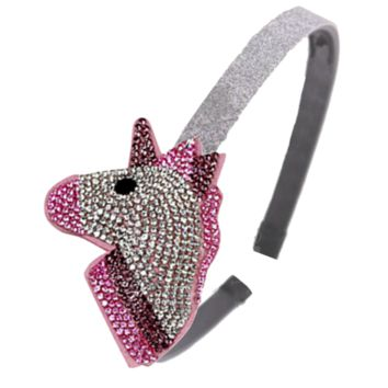 Sweet as Sugar Couture Sparkle Unicorn Headband