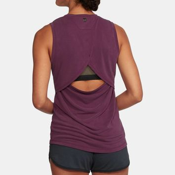 Women's UA Unstoppable Graphic Tank | Under Armour US
