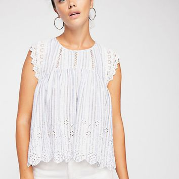Savannah Sleeveless Top