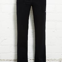 Relaxed Fit Foldover Pants