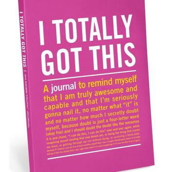 I Totally Got This Inner Truth Journal