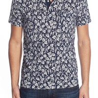 Men's Gant Rugger 'Grapes Print' Polo,