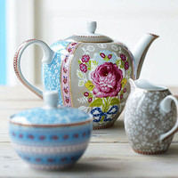pip studio teapot by fifty one percent | notonthehighstreet.com