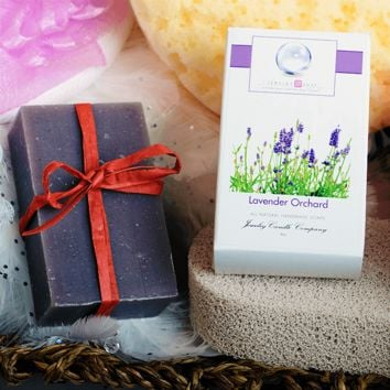 Lavender Orchard Jewelry Soap (Comes with Jewel!)