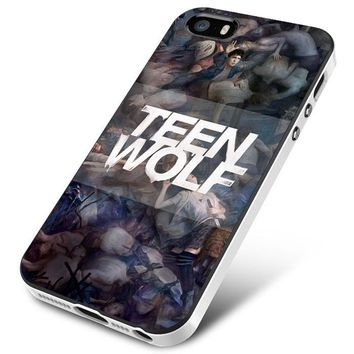 Teen Wolf Sesion 5 iPhone 5 | 5S | 5SE Case Planetscase.com