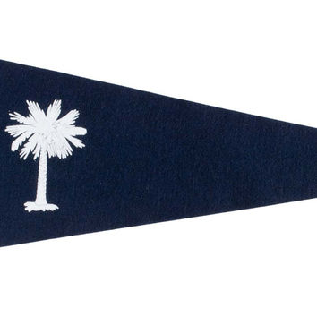 South Carolina Flag Pennant