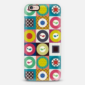 little bird squares iPhone 6s case by Sharon Turner   Casetify