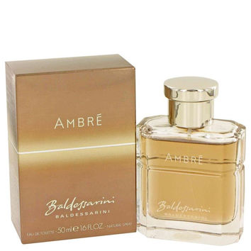 Baldessarini Ambre by Hugo Boss Eau De Toilette Spray 1.7 oz