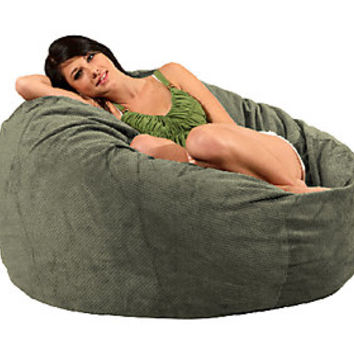 CordaRoys Full Size Convertible Bean Bag Chair by Lori Greiner — QVC.com
