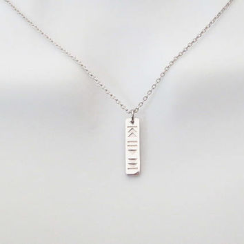 Music, Playlists, Silver, Necklace, Singer, Music player, Jewelry, Lovers, Friends, Mom, Sister, Gift