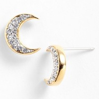 Nadri 'Charmers' Pavé Symbol Stud Earrings (Nordstrom Exclusive) | Nordstrom