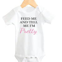 Baby Girl Onsie, Baby Girl, Little Girl Onesuit