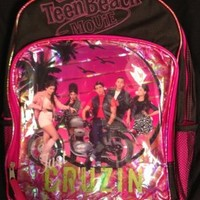 Disney Teen Beach Movie Backpack Just Cruzin:Amazon:Toys & Games