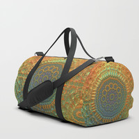 My Impression of a Mandala Duffle Bag by Lyle Hatch