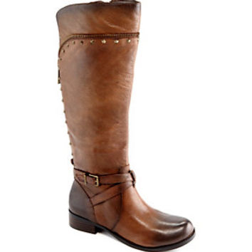 Gianni Bini Collin Back-Zipper Boots | Dillard's Mobile