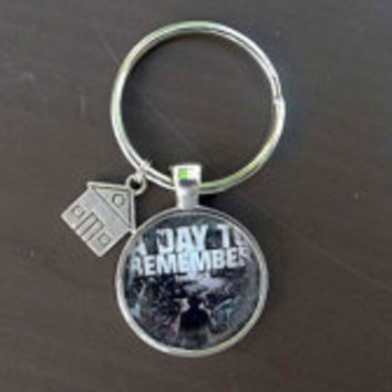 A Day to Remember Key Chain
