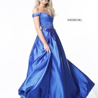 Sherri Hill - 51124 - Prom Dress - Prom Gown - 51124