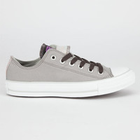 Converse Chuck Taylor All Double Tongue Womens Shoes Drizzle  In Sizes