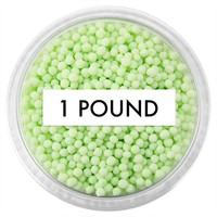 Light Green Non-Pareils 1 LB