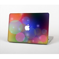 The Unfocused Color Rainbow Bubbles Skin Set for the Apple MacBook Air 11""