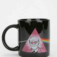 Pink Freud Mug- Assorted One