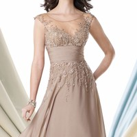 Mon Cheri Montage Boutique 213988 Dress