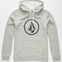 Volcom Stone Mens Hoodie Heather  In Sizes