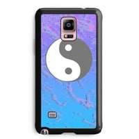 Vaporwave Yin Yang Samsung Galaxy Note 3 Case Aneend