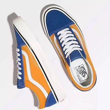 Vans old SKool Style  Canvas Flats Sneakers Sport Shoes