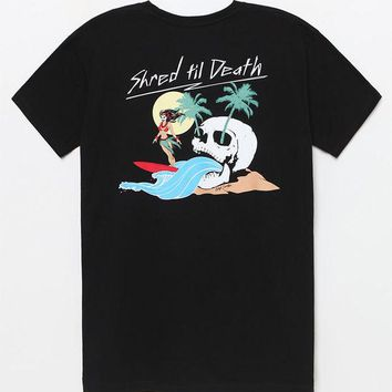 ONETOW Riot Society Shred Till Death T-Shirt at PacSun.com