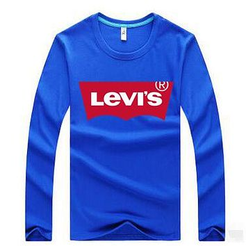 Levi's  Casual Long Sleeve Top Sweater Pullover