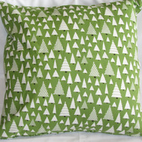 Christmas Trees Pillow Cover