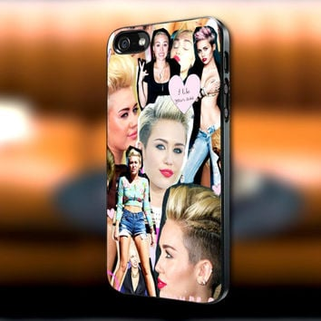 Miley Syrus iPhone case, Miley Syrus Samsung Galaxy s3/s4 case, iPhone 4/4s case, iPhone 5 case