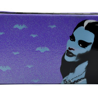 Lily Munsters Go Home Bats Hinge Gothic Wallet Classic Monster TV Show Vampire